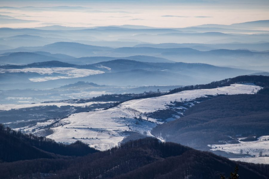 Erdélyi hullámzó hegyek