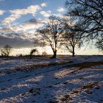 A Kalondatető télen
