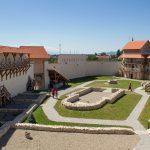 Barcaföldvári vár - Beltér