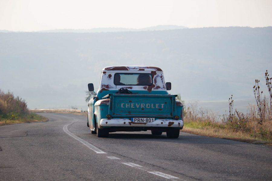 Chevrolet Pickup - 1965