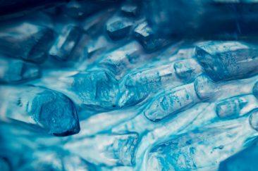 Kék kristályok - Erdélyi képek