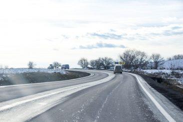 Téli utazás - Erdélyi képek