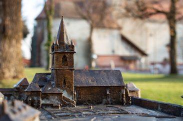 A Marosvásárhelyi vár - Erdélyi képek