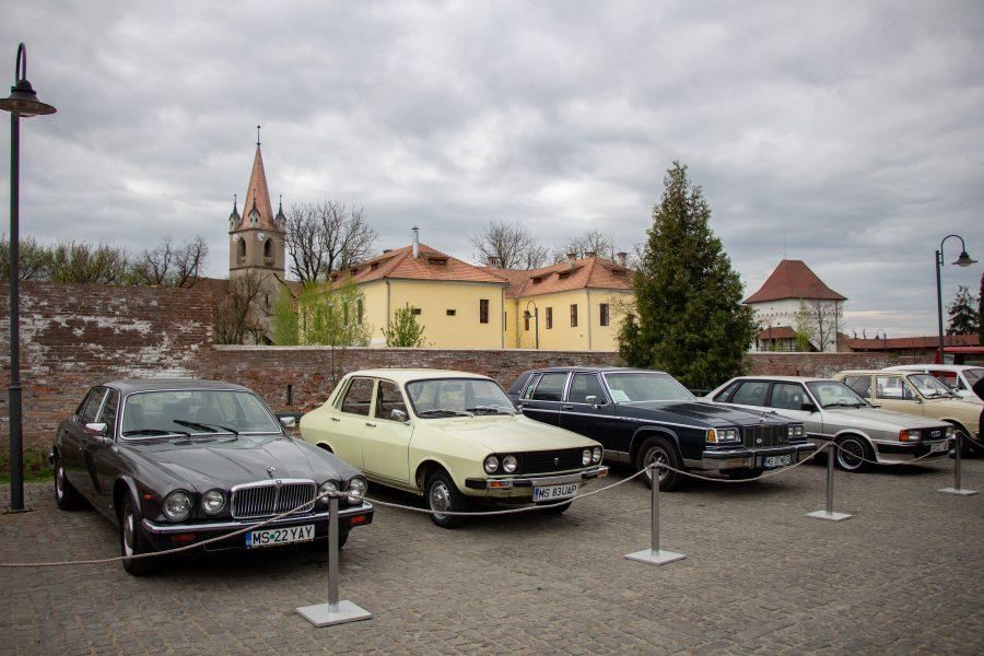 Tavaszi Retróparádé - Marosvásárhely, 2019