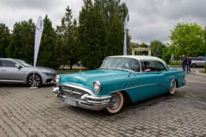 Buick Special, 1955 - Castel Classic Rally 2019