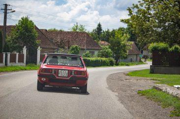Castel Classic Rally 2019 - Erdélyi képek