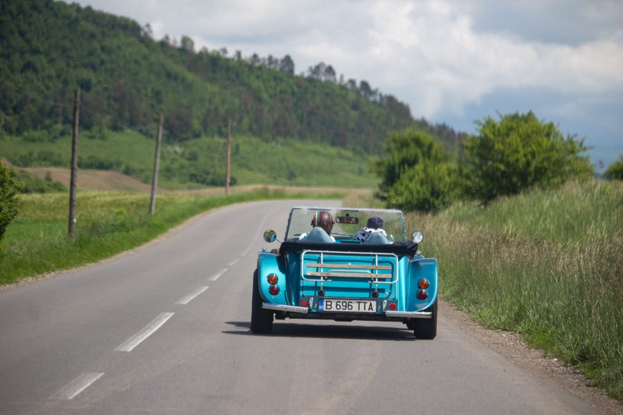 Merlin Campbell, 1979 - Castel Classic Rally 2019