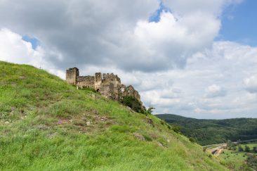 A solymosi vár - Erdélyi képek