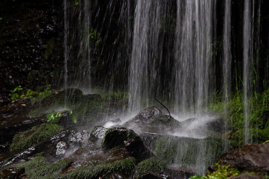 Alázúduló víz