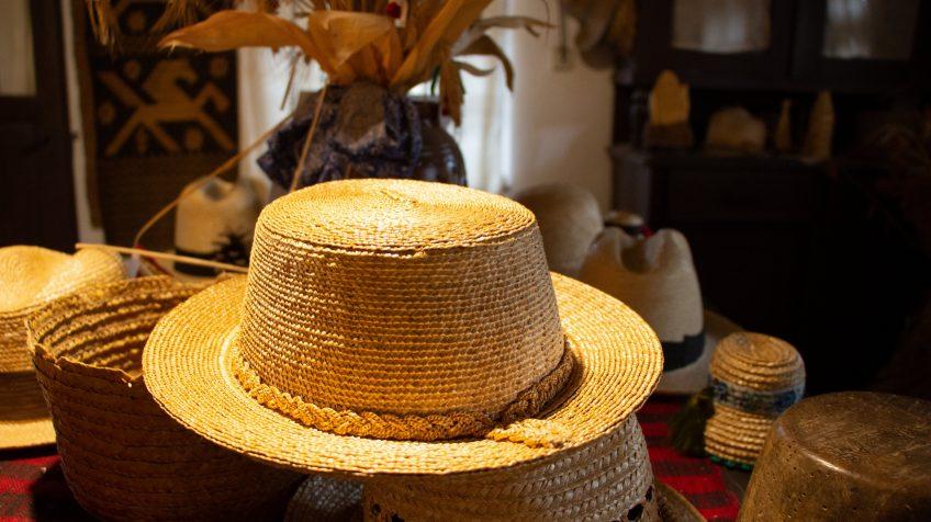 A kőrispataki Szalmakalap Múzeum
