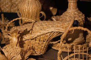 Szalmából készült tárgyak
