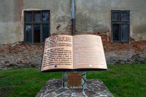 2019-ben emelt román emlékmű