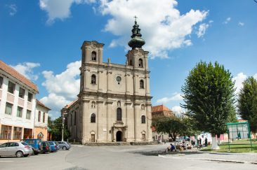A romániai Erzsébetváros - Erdélyi képek