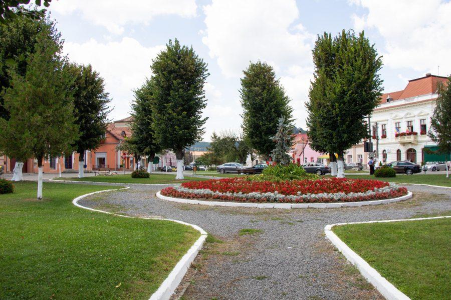 Erzsébetváros központi parkja