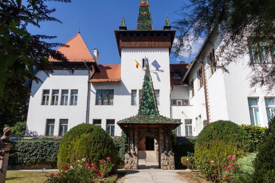 A Kós Károly tervezte Székely Nemzeti Múzeum