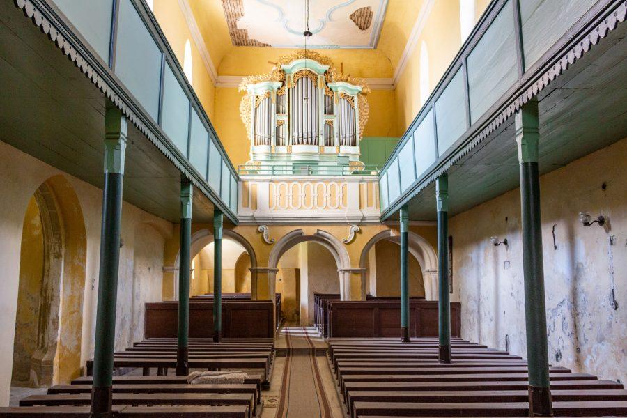 Friedrich és Wilhelm Maetz berethalmi mesterek orgonája
