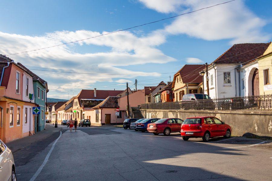 Medgyes utcái