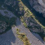 Veszélyes hegyoldalak a Székelykőn