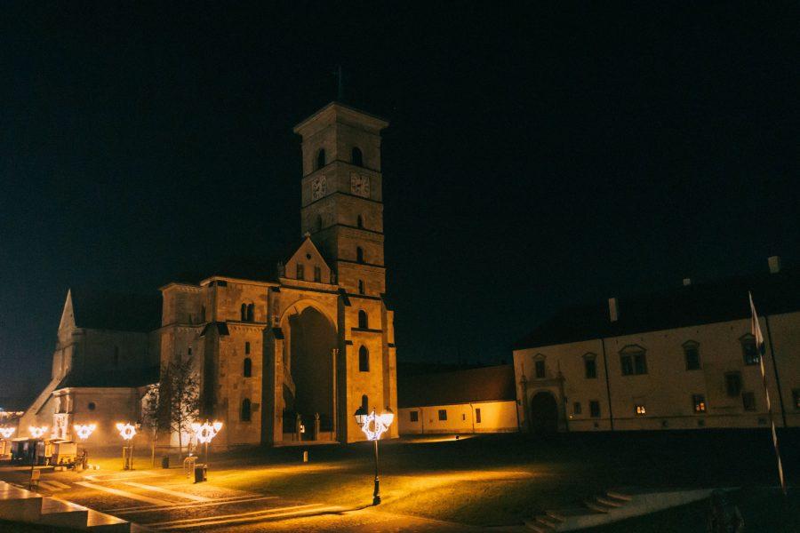 A Gyulafehérvári Szent Mihály-székesegyház