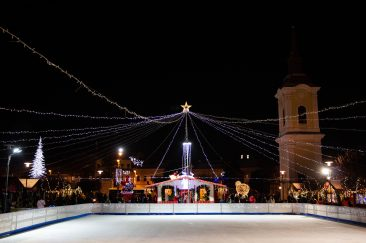 Karácsonyi vásár – Marosvásárhely, 2019 - Erdélyi képek