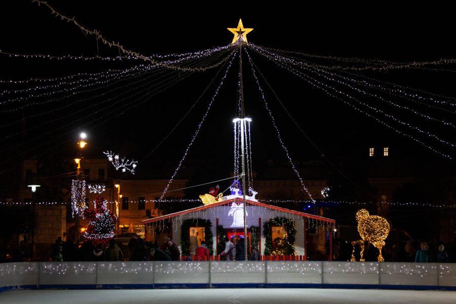 Karácsonyi vásár - Marosvásárhely, 2019