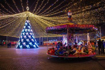 Karácsonyi vásár –  Gyulafehérvár, 2019 - Erdélyi képek