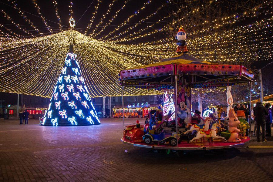 Karácsonyi vásár - Gyulafehérvár, 2019