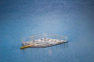 Horgászati lehetőség a Zeteváraljai víztározón