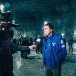 Lukács Zoltán, a Szirtisasok elnöke interjút ad a Sóvidék Televízionak