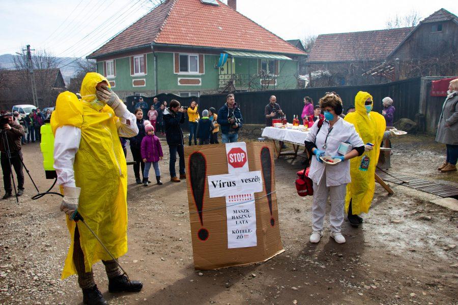 Koronavírus Románia - jobb felkészülni mindenre