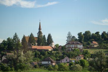 Szászkeresztúr - Erdélyi képek
