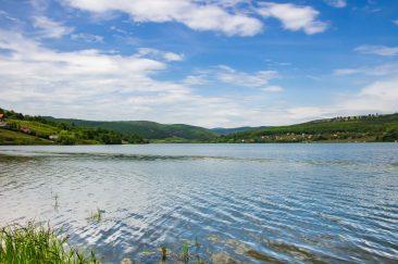 A Besenyői-tó - Erdélyi képek