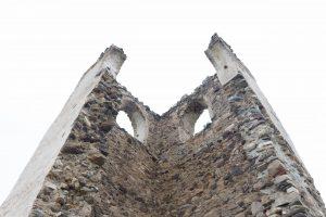 A Csonkatorony 11 méter magas