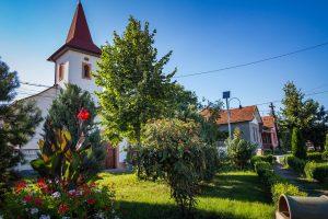 Református templom Mezőzáh