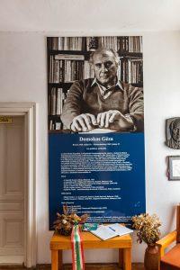 Domokos Géza erdélyi magyar író, politikus, az RMDSZ alapítótagja és első elnöke