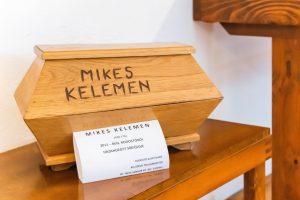 Mikes Kelemen Rodostóból hazahozott sírföldje