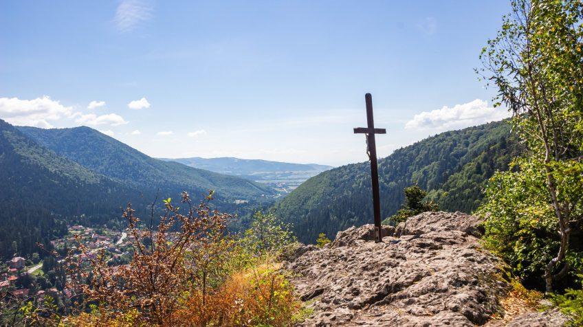 Sólyom-kő kilátó, Tusnádfürdő