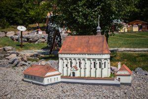 Szászkézd evangélikus temploma