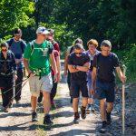 Túrázás a Sóvidéken a Saltland Trails csapatával