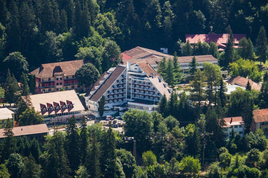 Tusnád Hotel, Tusnádfürdő