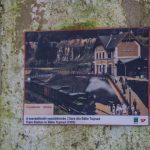 A tusnádfürdői vasútállomás - 1903