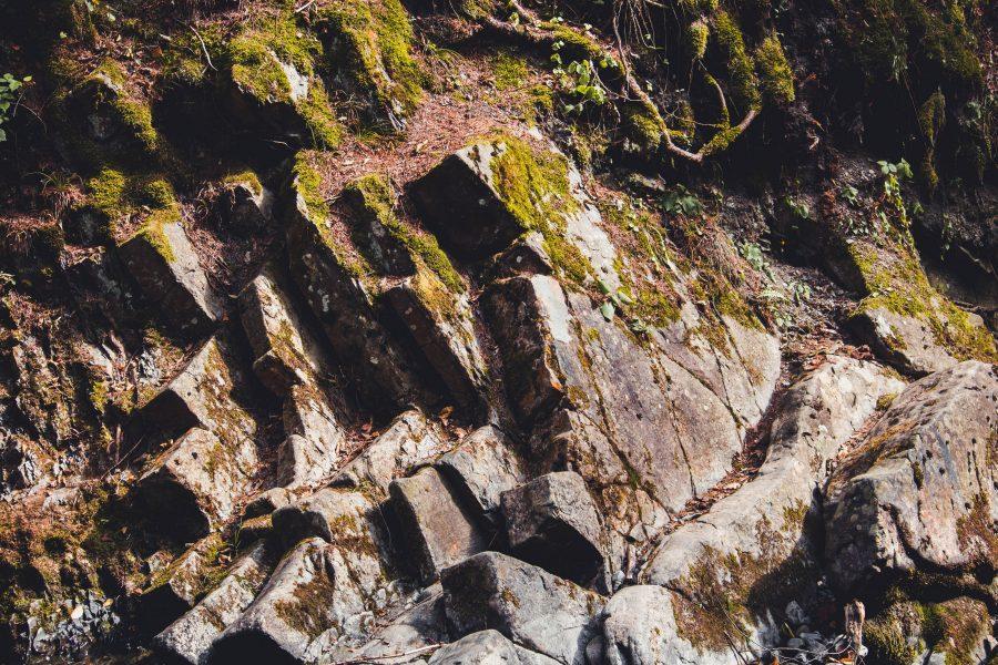 Különleges szikla-alakzatok