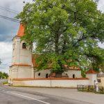 Református templom, Csomakőrös
