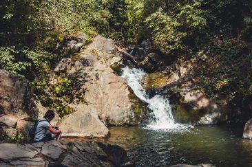 Kovászna vízesése - Erdélyi képek