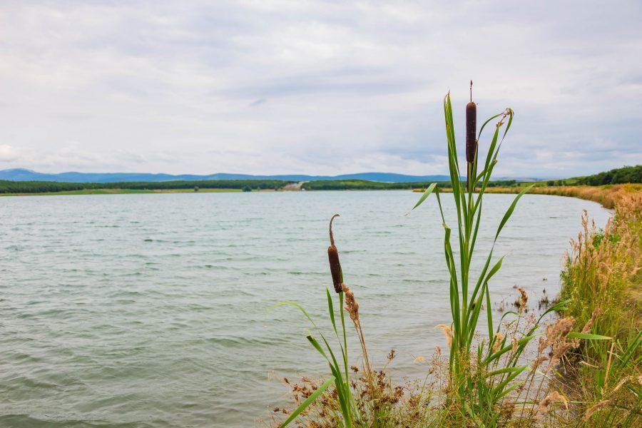 Egykor bánya állott a Sepsikőröspataki-tó helyén