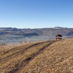 A Felsősófalvi-kilátó télen
