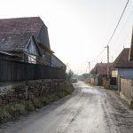 Sokáig a falu a Céklás-patak völgyében feküdt