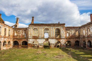 Haller-kastély, Kerelőszentpál - Erdélyi képek