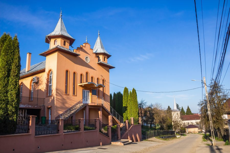 A Magyardécsei Adventista Imaház