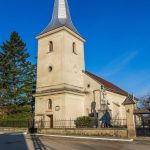 A Magyardécsei Református Templom
